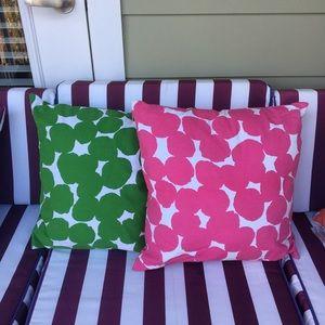 Kate Spade ♠️ Pink Pillow